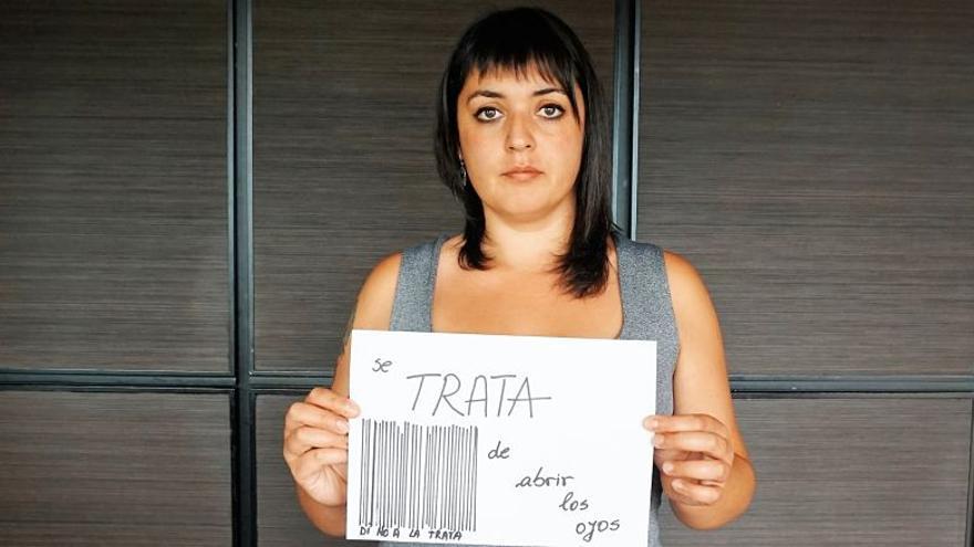 La feminista Amelia Tiganus. Foto: feminicidio.net
