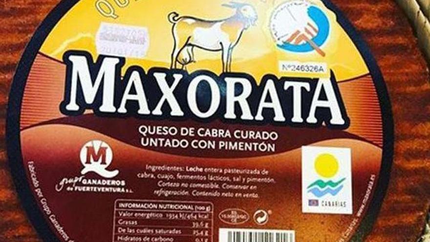 El Maxorata al pimentón de cabra y curado, uno de los aspirantes