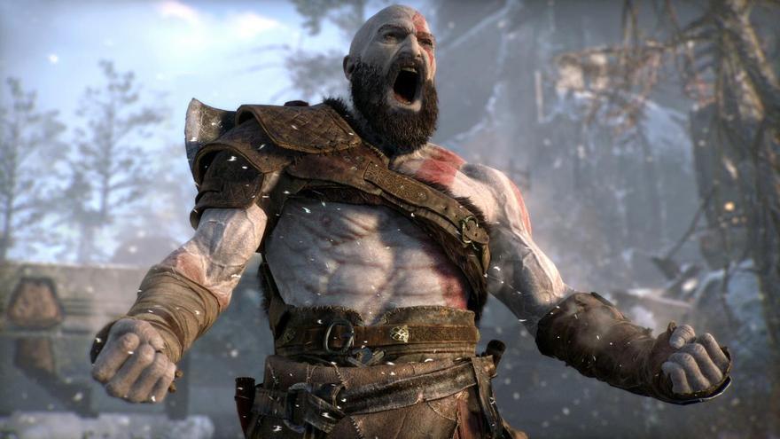 No os preocupéis: Kratos sigue siendo el mismo. Más viejo, más sabio, pero muy violento