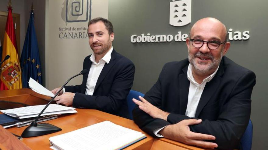 """Una """"ópera dentro de la ópera"""" abre mañana el Festival de Música de Canarias"""