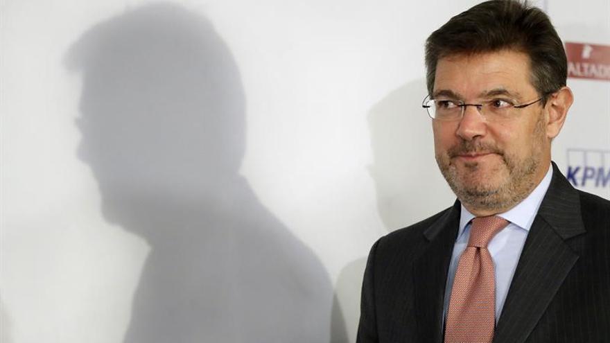 Catalá cree que el fiscal de Murcia debería haber alertado si tenía presiones