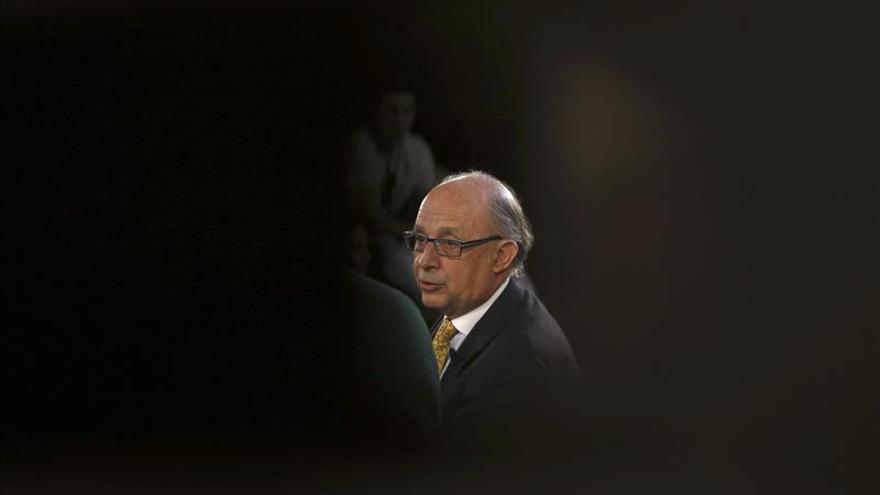 """Montoro dice que es """"perfectamente factible"""" que el PIB crezca más del 0,7 por ciento en 2014"""