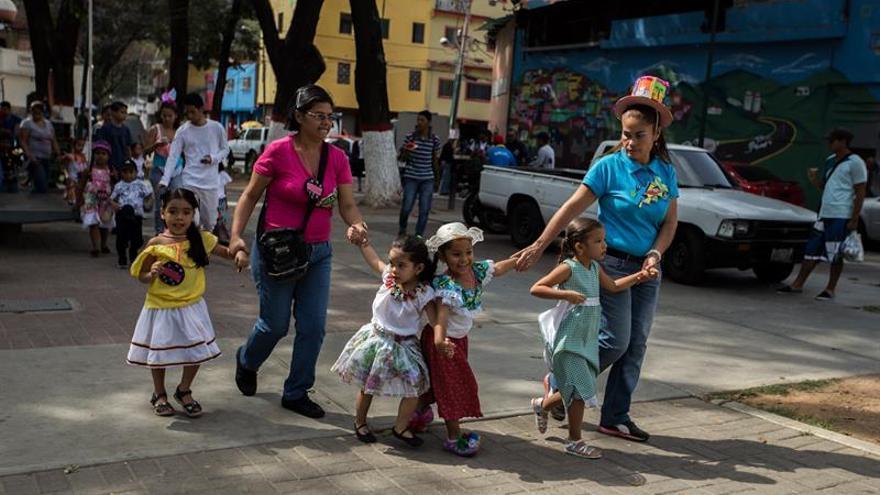 ONGs venezolanas alertan sobre la crisis familiar por falta de alimentos