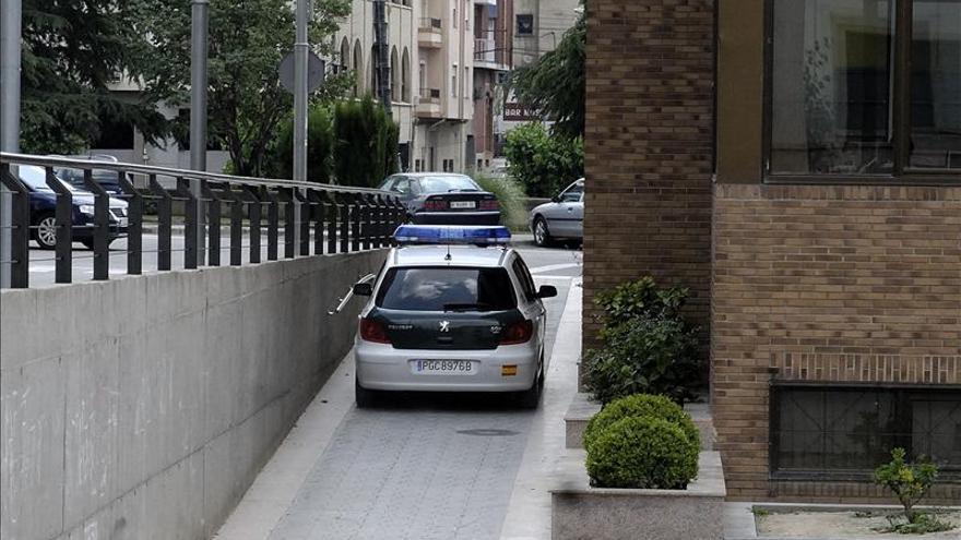 Detenido un militar por la muerte de la joven hallada en una bolsa en Melilla