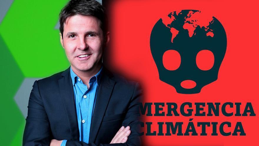 Jesús Cintora acercará problemas del cambio climático en un especial para laSexta