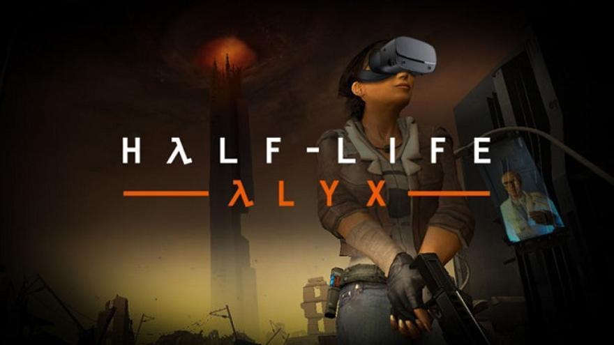 Llega Half Life: Alyx, la resurrección de la saga de Valve a través de la Realidad Virtual
