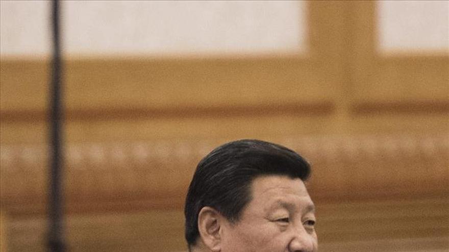 Xi Jinping invita a Putin al 70 aniversario de la victoria china sobre Japón