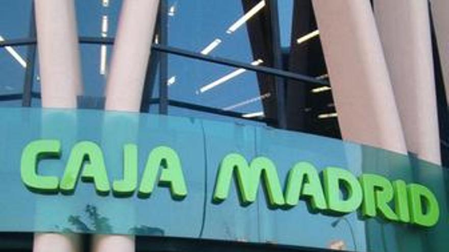 Standard & Poor's pone bajo perspectiva negativa el 'rating' de Caja Madrid