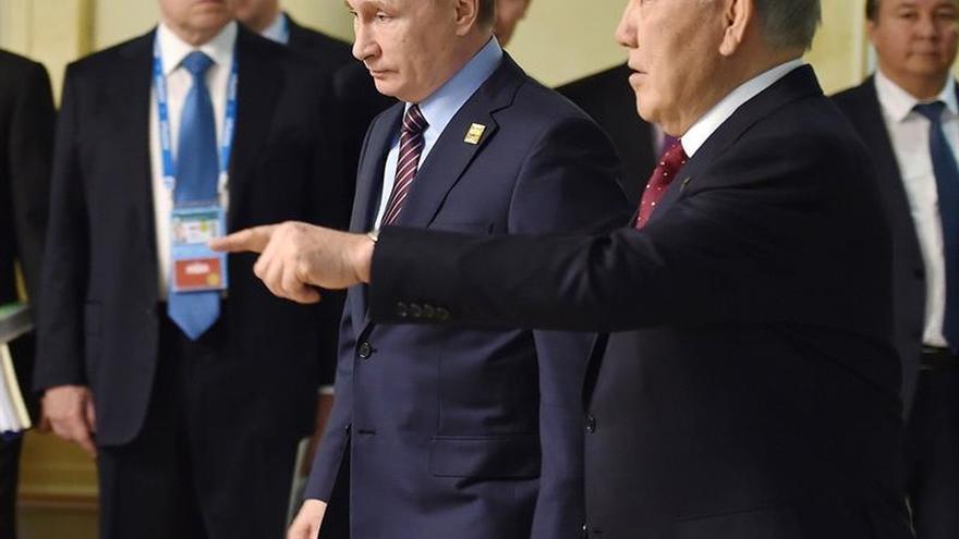 Los líderes de la UEE debaten sobre su futuro y las relaciones internacionales