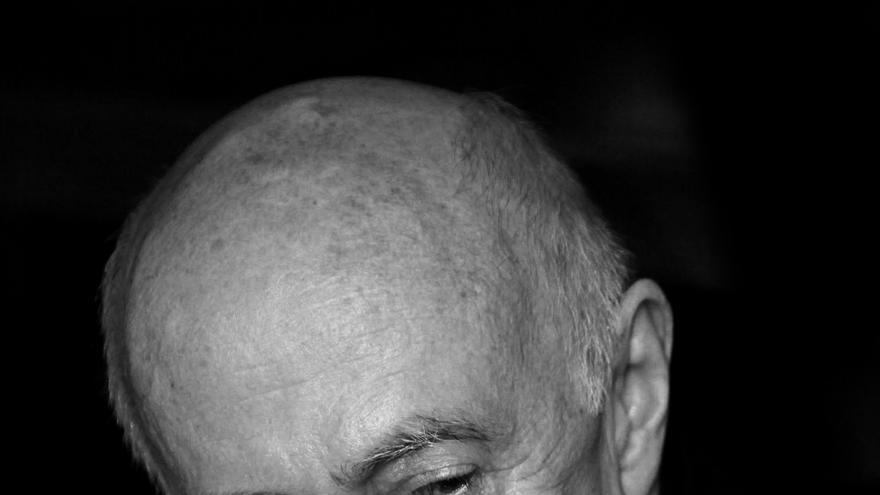 El cineasta Otar Iosseliani