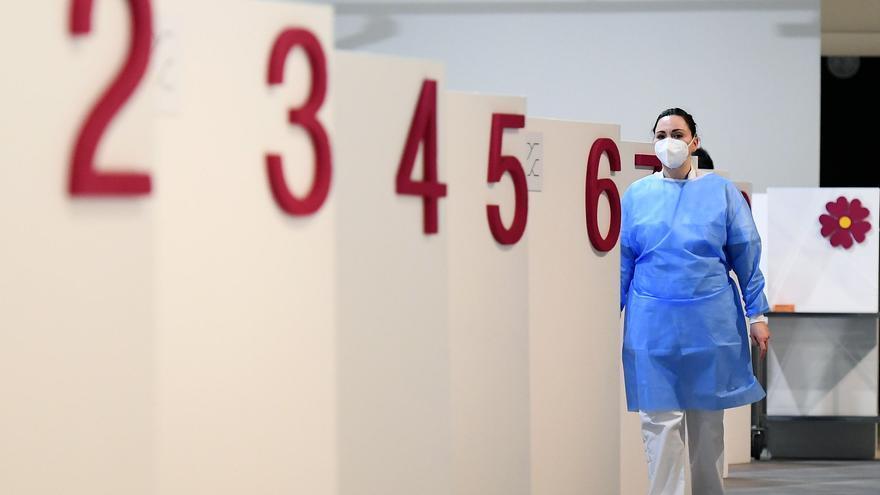 Italia registra 144 muertos en el último día, el menor aumento desde octubre