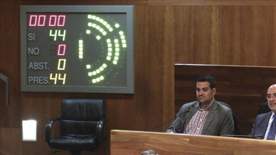 Javier Fernández quiere enfrentarse a la corrupción para ganar en 2015