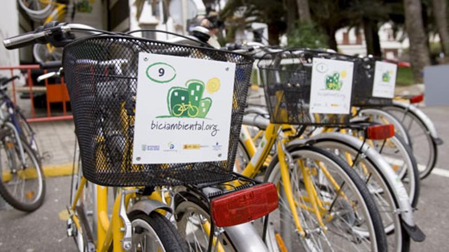 El préstamo de bicicletas, de los más caros de España