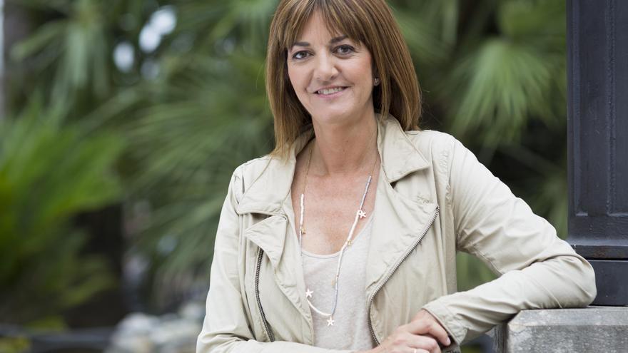 La líder de los socialistas vascos, Idoia Mendia