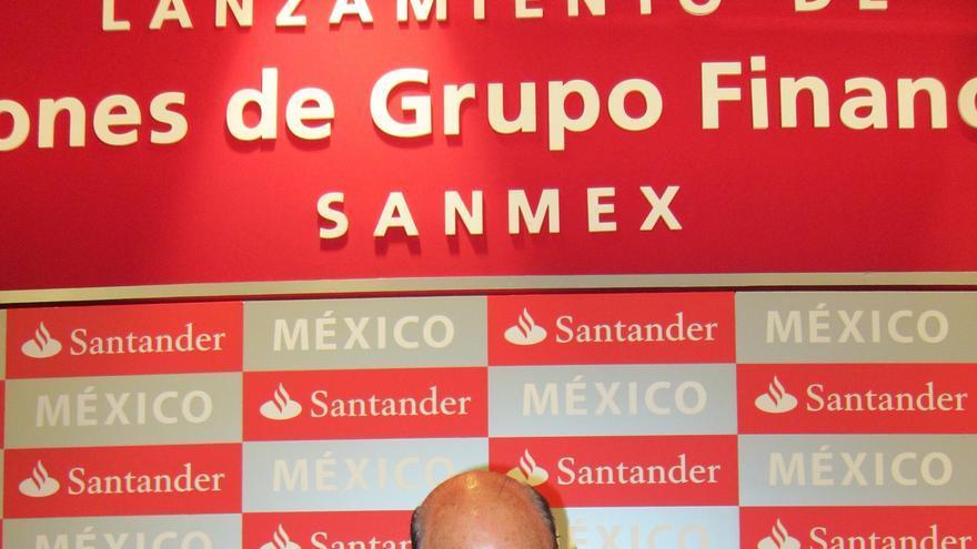 (Amp)Botín afirma que los beneficios del Santander mejorarán este año y prevé que la economía repunte en 2014