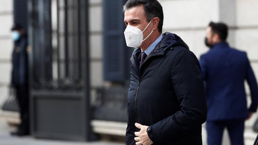 El Gobierno prevé que entre 15 y 20 millones de españoles estén vacunados de la COVID-19 antes de junio
