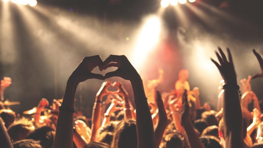 El público durante un concierto. / Foto: Anthony Delanoix
