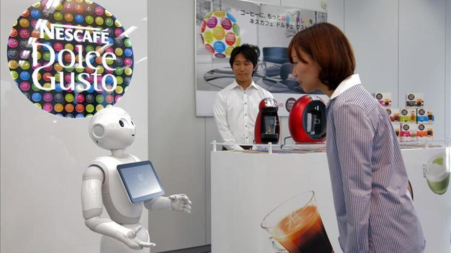 El robot Pepper, el 'nuevo chico de la oficina' en un banco japonés