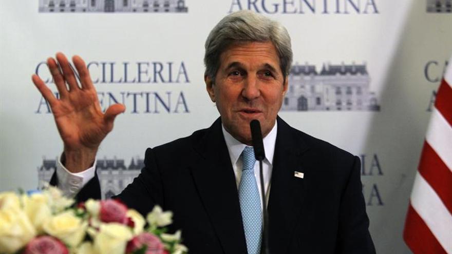 EE.UU. niega que Kerry le pidiera a Ecuador impedir la difusión de datos de Clinton