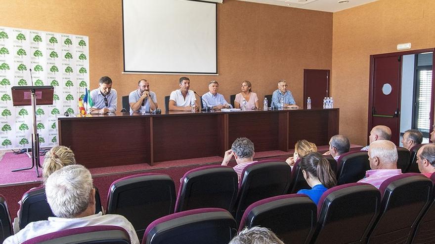 Plataforma de Regantes pospone sus movilizaciones a la espera de que se ratifique el compromiso del Ministerio