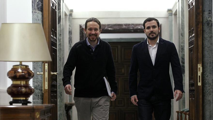 Iglesias avisa al psoe de que un acuerdo de gobierno con for Acuerdo de gobierno psoe ciudadanos