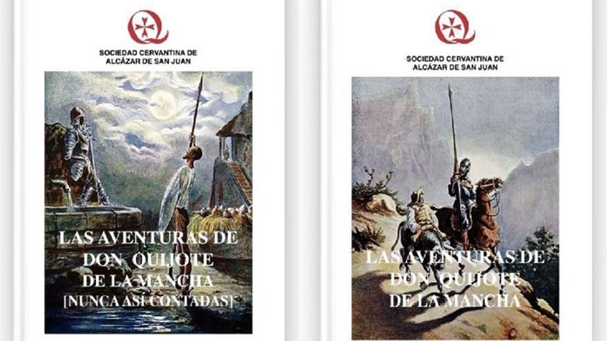 """Una versión """"ligera"""" del Quijote, gratis para e-books gracias a la Sociedad Cervantina de Alcázar"""