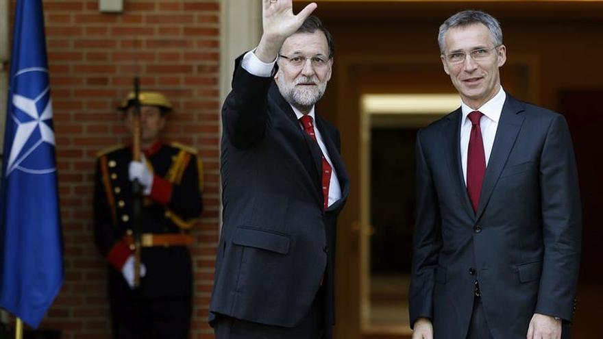 Rajoy ratificará en la cumbre de la OTAN el compromiso de España frente al Dáesh