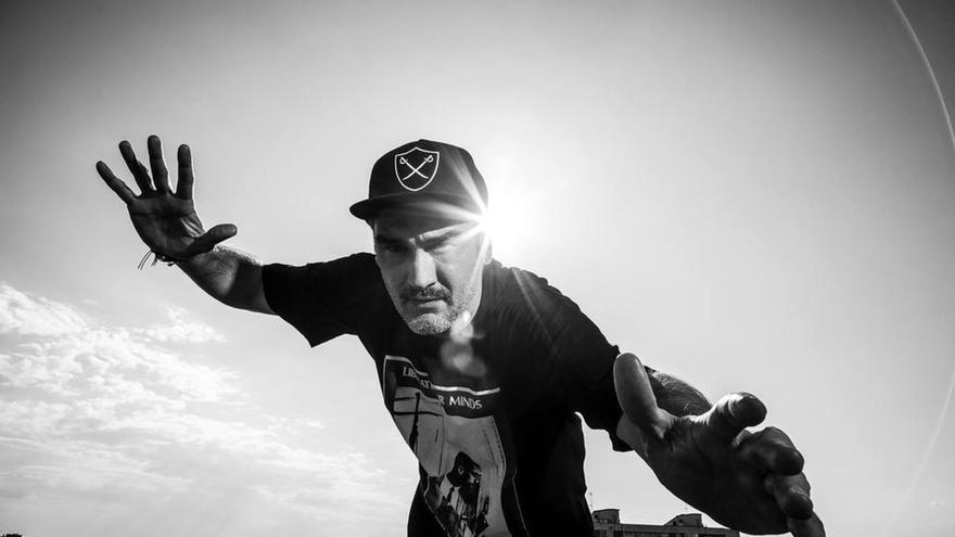Kase O, uno de los artistas del Sunblast 2018, en una imagen promocional