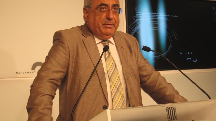 Nadal cree que Mas aún puede evitar un avance electoral pero pide al PSC acelerar las primarias