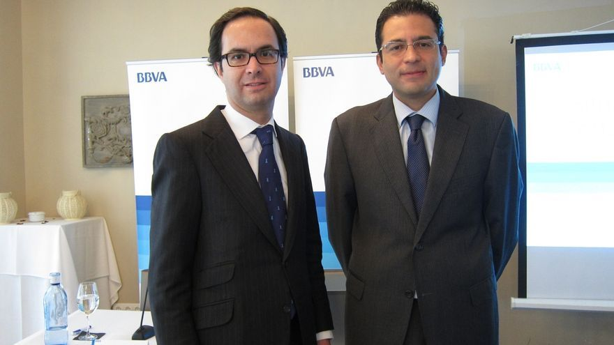 """BBVA prevé un crecimiento de la economía navarra del 1,4% en 2014 y del 2,2% en 2015, """"por encima de la media española"""""""