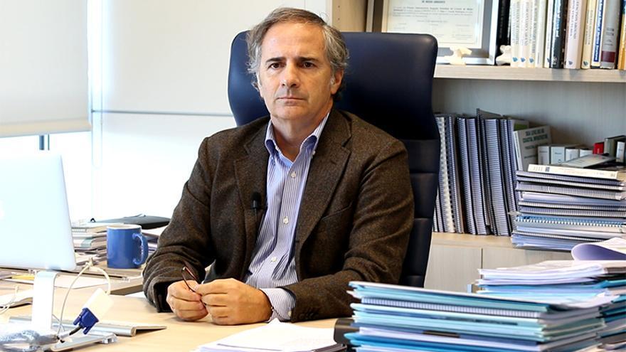 Íñigo Losada, director de Investigación de IH Cantabria y catedrático de Ingeniería Hidráulica.