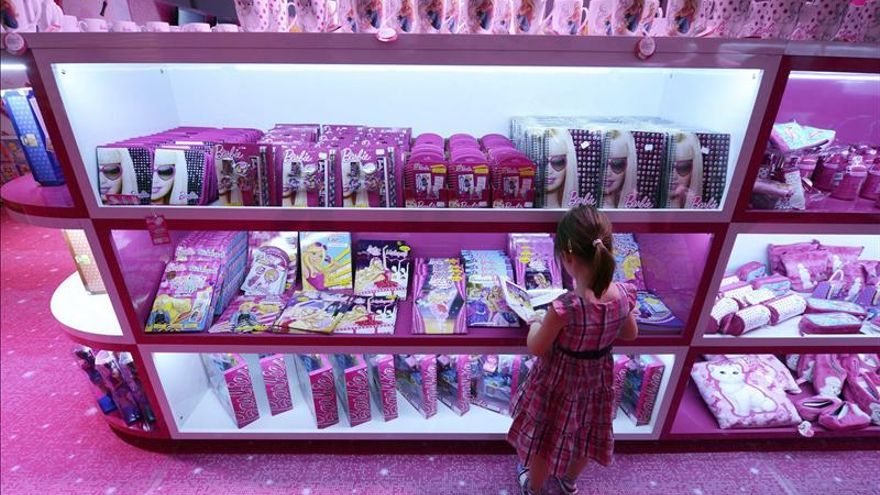 Abre la casa de Barbie en Berlín pese a las acusaciones de sexismo