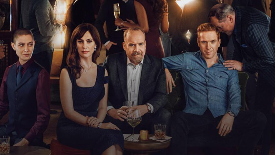 Imagen de la cuarta temporada de Billions. TM & © 2019 CBS Studios Inc. All Rights Reserved.