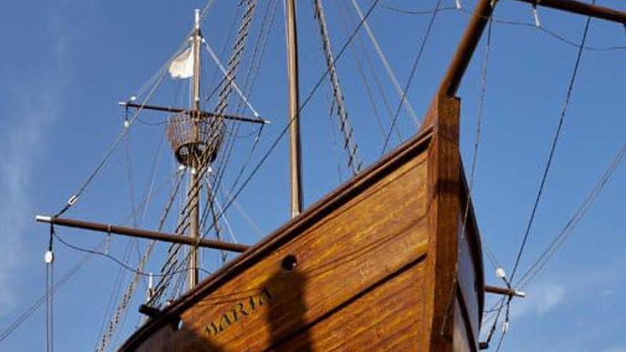 Museo Naval del Barco de la Virgen.