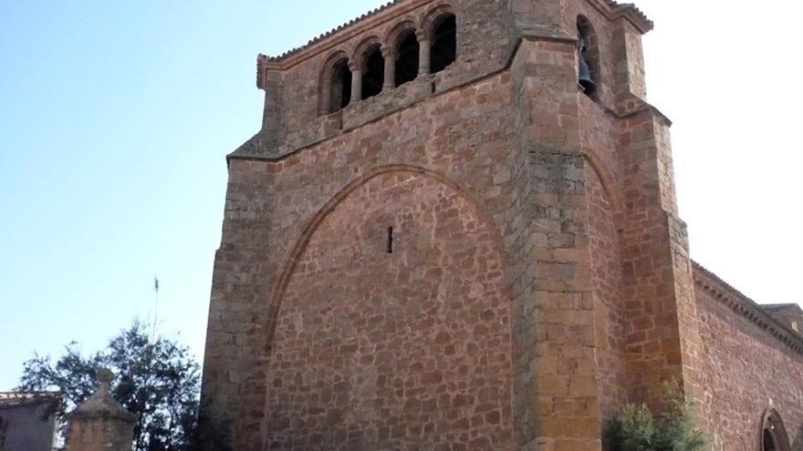 Iglesia de Pozuel de Ariza.