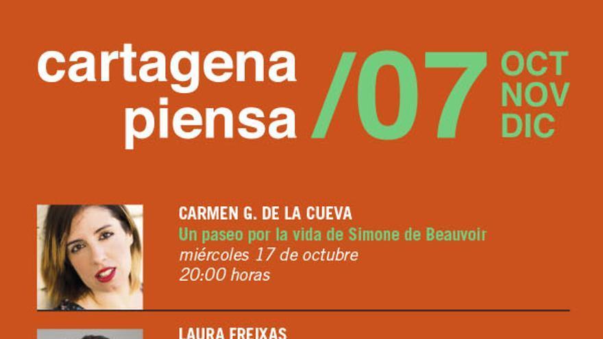 Programación del último trimestre de Cartagena Piensa de 2018