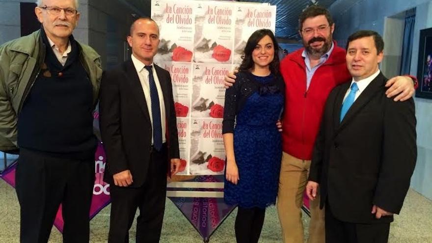 AGAO llevará este fin de semana a Caparroso y Barañain la zarzuela 'La Canción del Olvido'