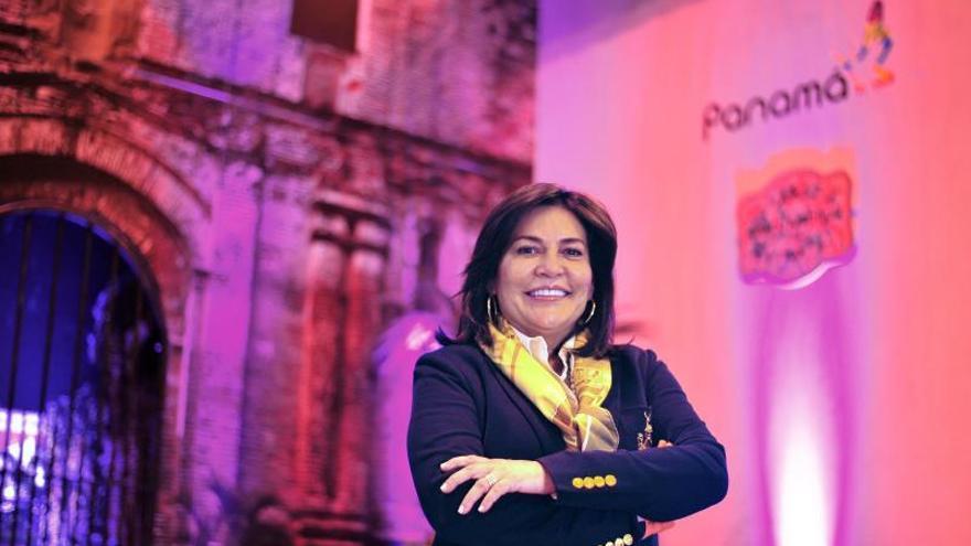 En la imagen, la directora general de Fondo de Promoción Turística de Panamá (Promtur), Liriola Pitt.