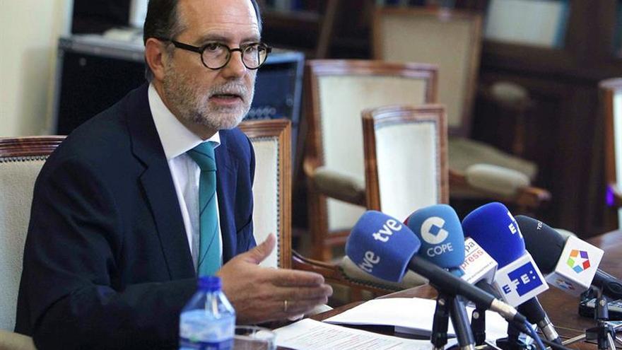 Presidente del TSJM: La Audiencia podría rebatir al Supremo en el caso máster