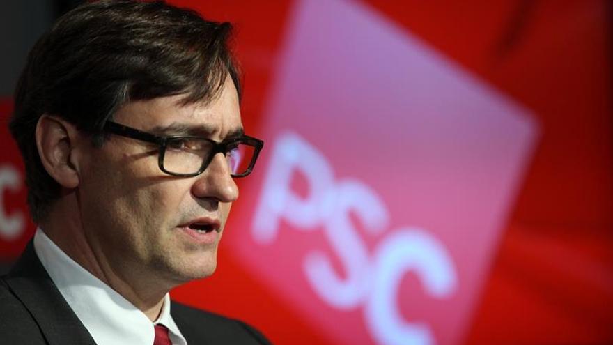 """El PSC ve """"de sentido común"""" la decisión de la Audiencia Nacional sobre Coma"""