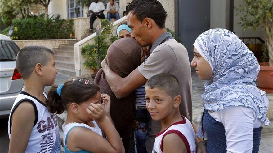 Parte del Líbano el primer grupo de refugiados sirios que acogerá Alemania