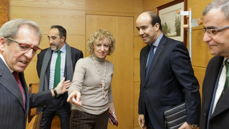 """El Gobierno de Cantabria """"estrecha lazos"""" de cooperación comercial y económica con Marruecos"""