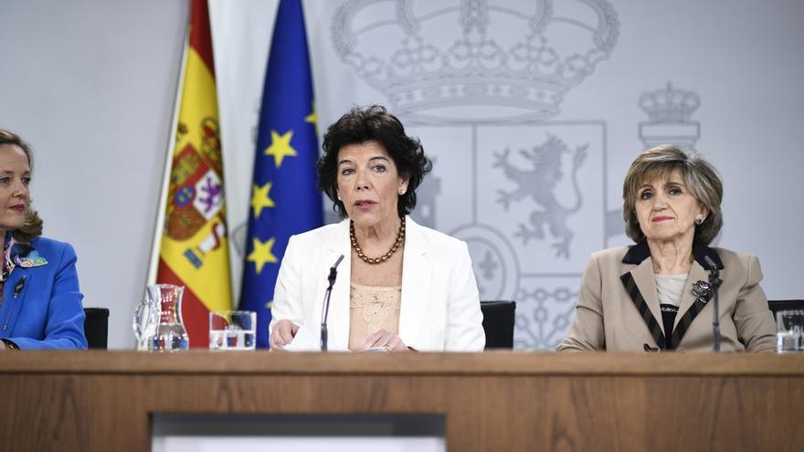 El primer Consejo de Ministros del Gobierno en funciones se celebra este martes
