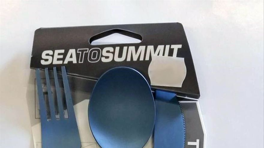 Sea to Summit TITANIUM 3 PIECE SET
