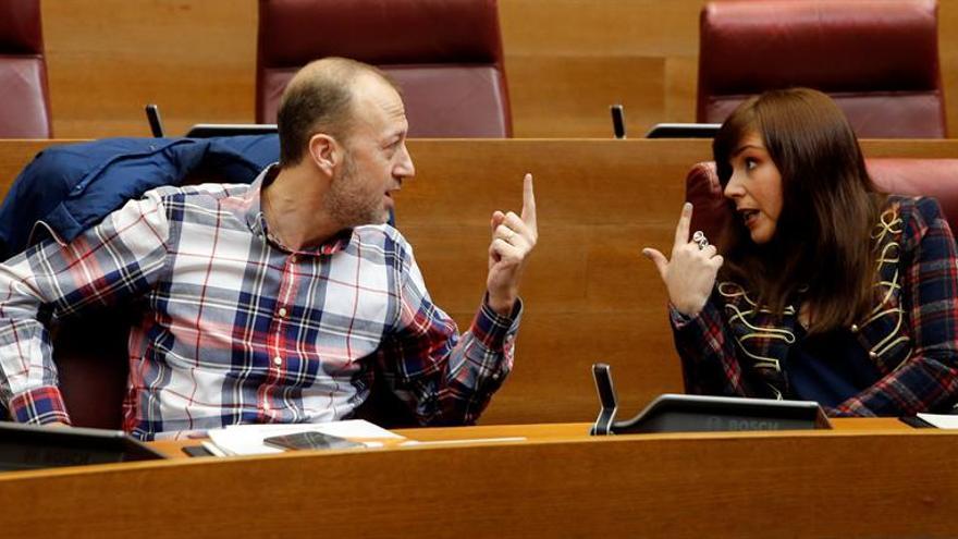 Cs da la vuelta a su estrategia en Valencia para hacer una oposición más dura