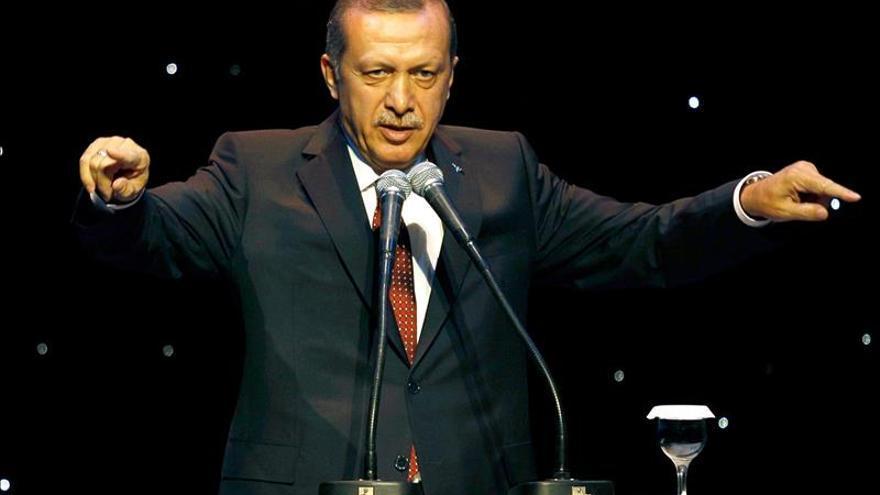 El presidente turco llega a Colombia en visita oficial