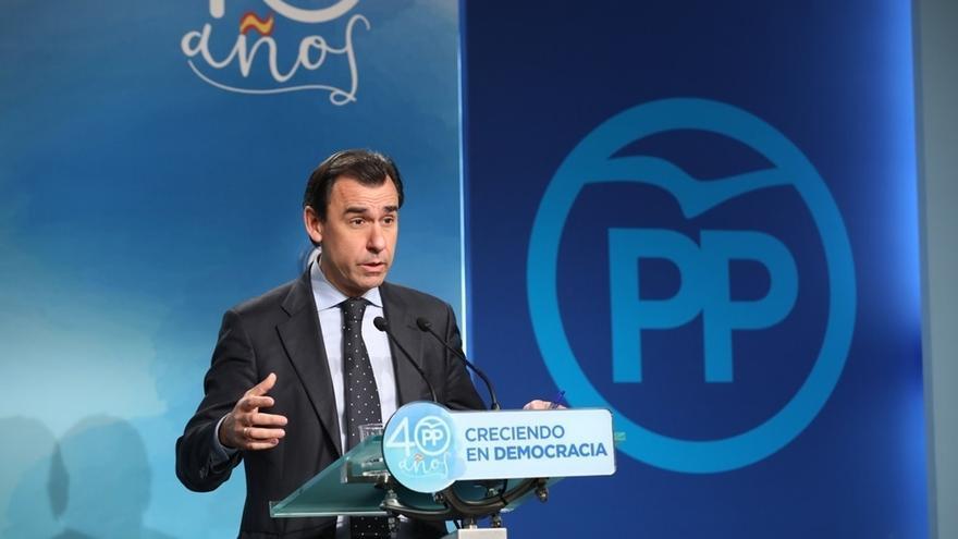 """Maillo (PP) reprocha a Rivera sus """"ataques"""" al Gobierno de Rajoy porque """"fortalecen"""" al independentismo"""
