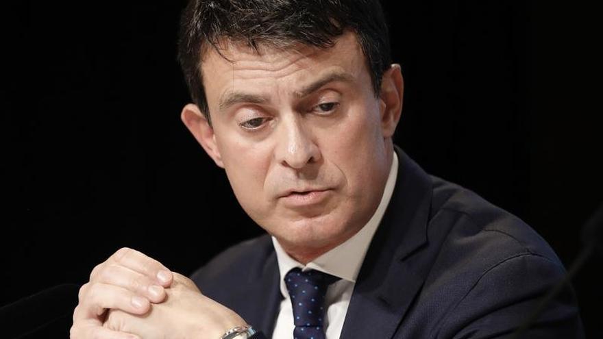 Valls aboga por buscar estabilidad entre los grandes partidos constitucionalistas