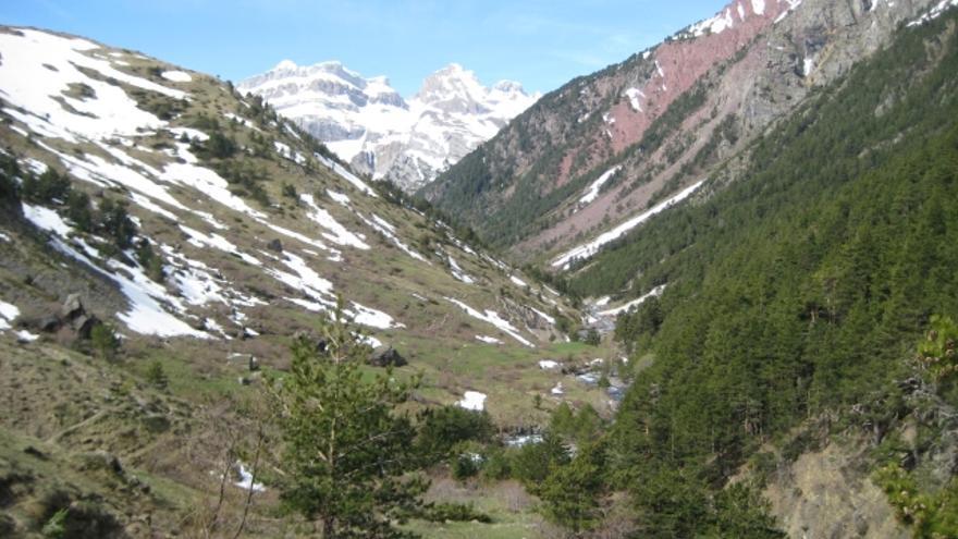 Día Internacional de las Montañas, Canal Roya.