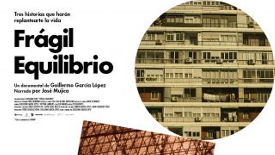 Cartel de la obra documental ganadora del Goya en 2017
